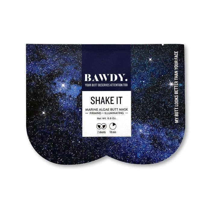 Bawdy Beauty Shake It Marine Algae Butt Mask