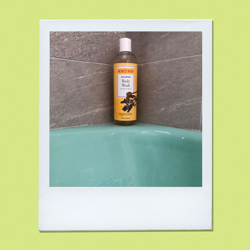 Burt's Bees Body Wash Lavender & Honey