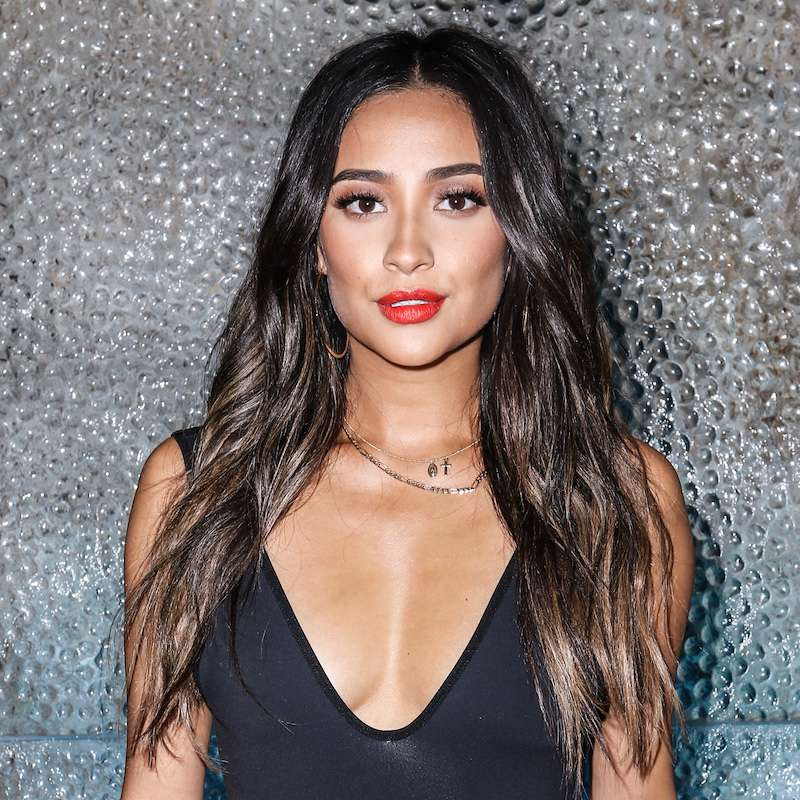 Brown Hair Color Shay Mitchell