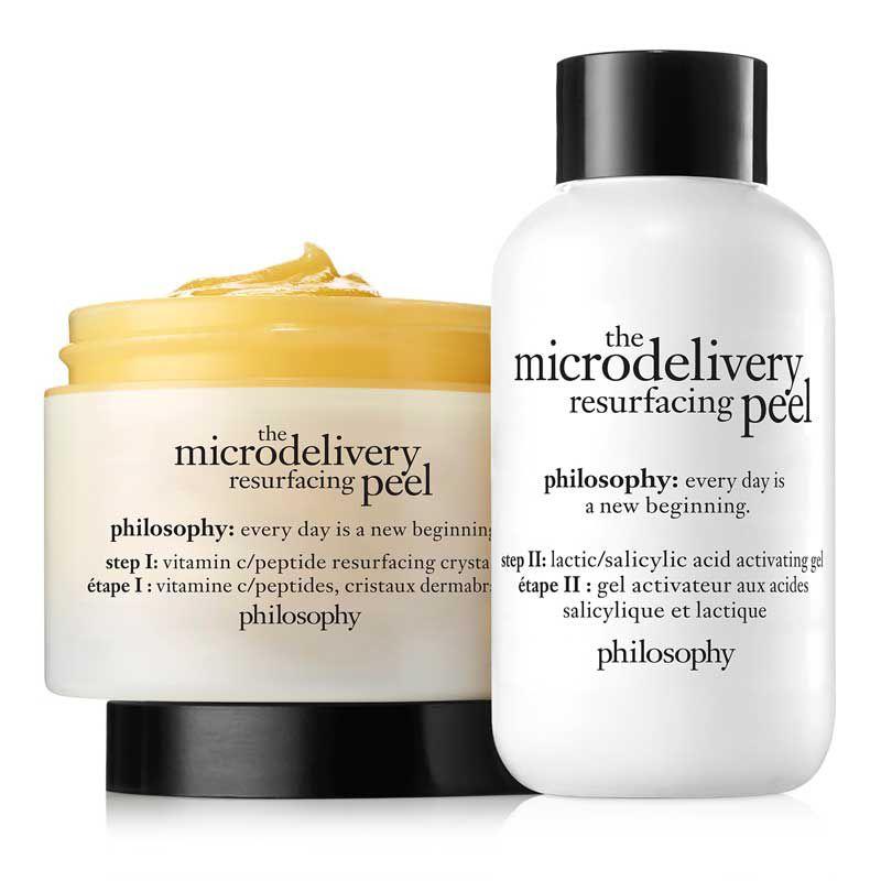 philosophy microdelivery resurfacing peel