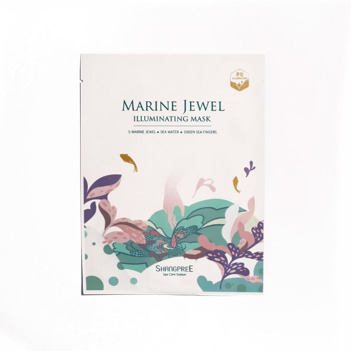 Shangpree Marine Jewel Illuminating Mask