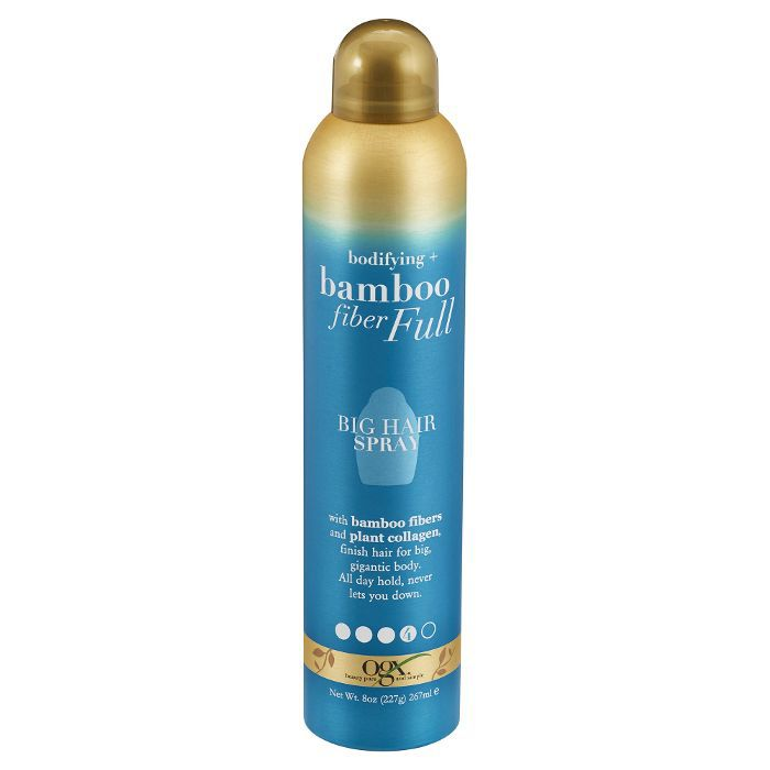 OGX Bodifying + Fiber Full Big Hair Spray