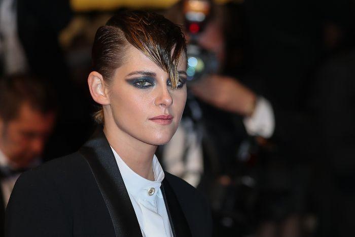 Kristen Stewart - Bold Eye Makeup