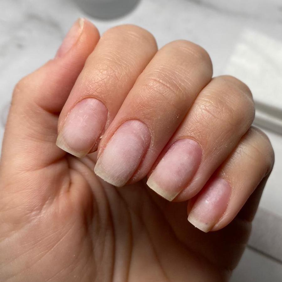 buffered nail plate