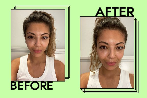 Supergoop! Play Everyday Lotion SPF 50 Results on Gabrielle Dyer