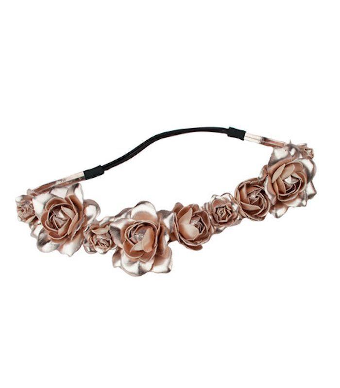 Kitsch Blush Rose Headband