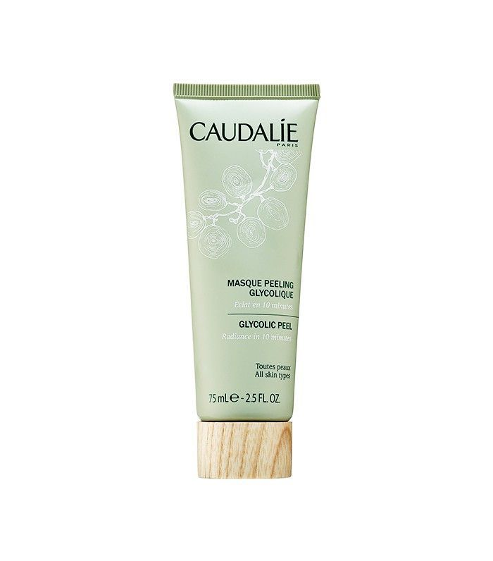 caudalie glycolic peel - at-home facial