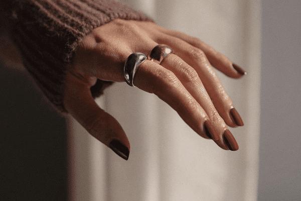 mocha nail polish
