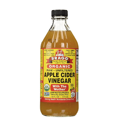 Bragg Raw Organic Apple Cider Vinegar