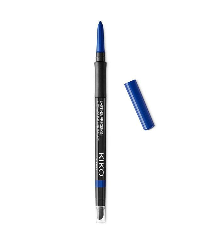 best eyeliner: Kiko Lasting Precision Automatic Eyeliner And Khôl