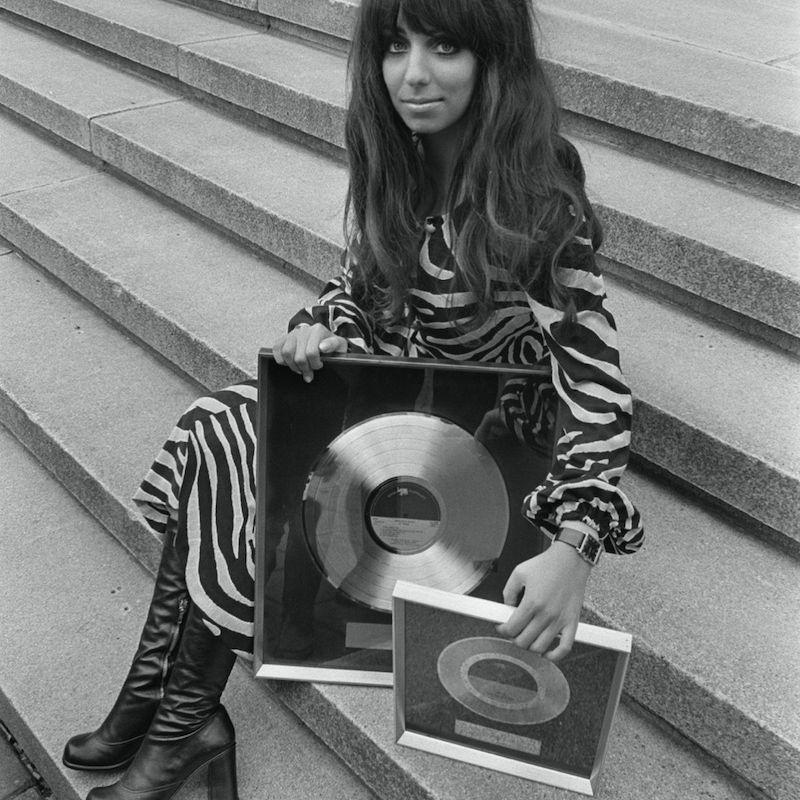 Mariska Veres with record