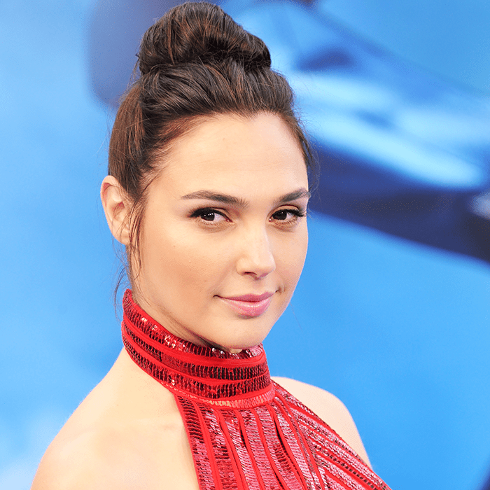 Actress Gal Gadot at the Wonder Woman Premiere