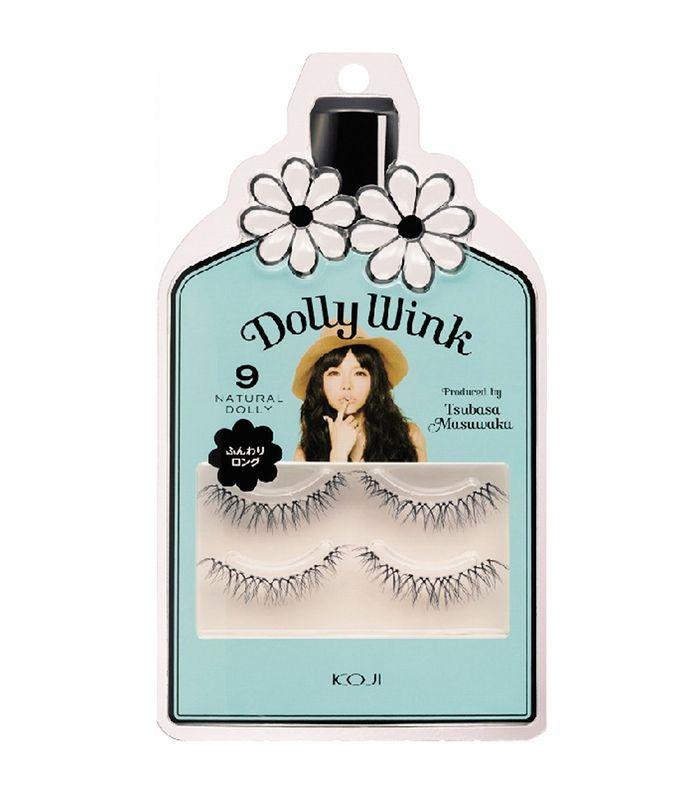 Koji False Eyelashes #9 Natural Dolly
