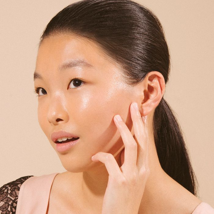 Image result for glowing korean wet skin