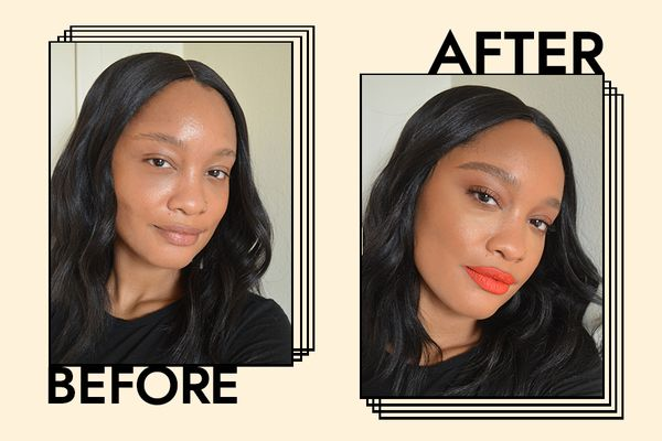Younique Touch Mineral Liquid Foundation Results on Khera Alexander