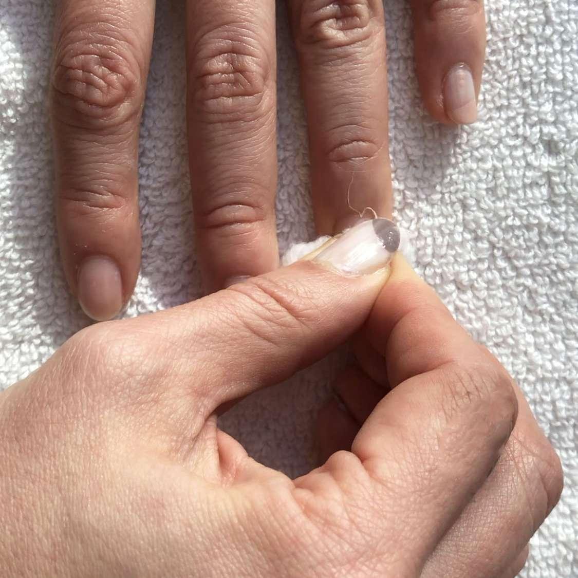 remove polish