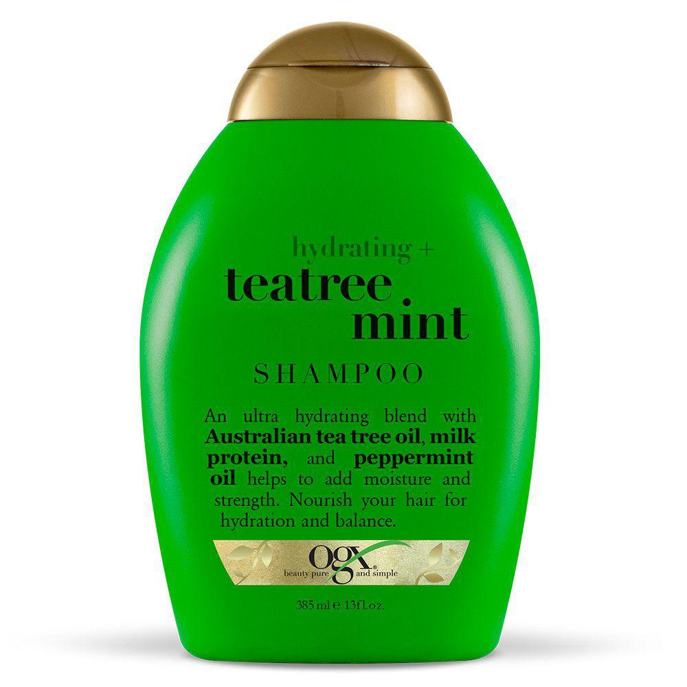 OGX Hydrating + Tea Tree Mint Shampoo