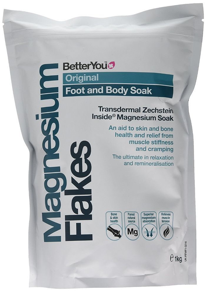 Better You Magnesium Flakes