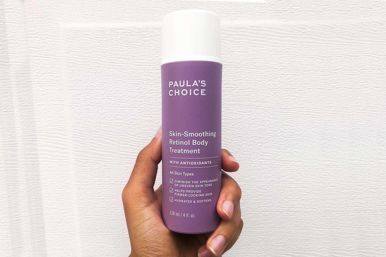 paula's choice skin-smoothing retinol body treatment