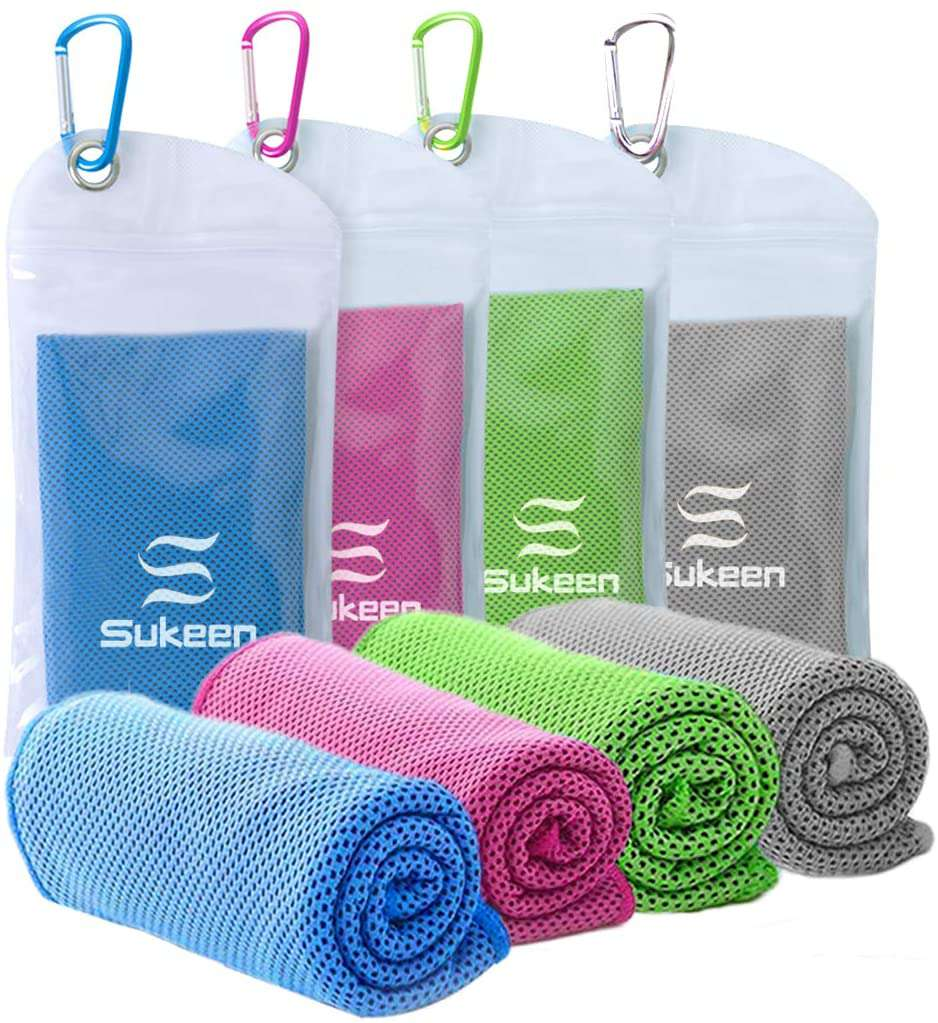 Sukeen Cooling Towels