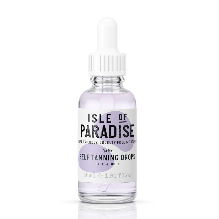 Isle of Paradise Self Tanning Drops Dark