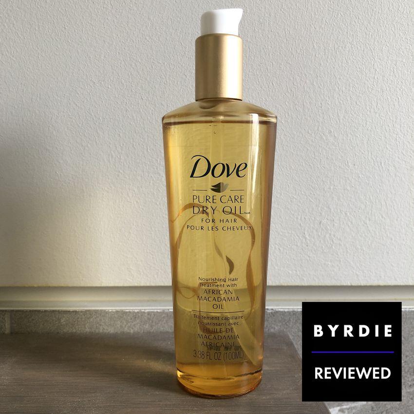 Dove Hair Oil Product