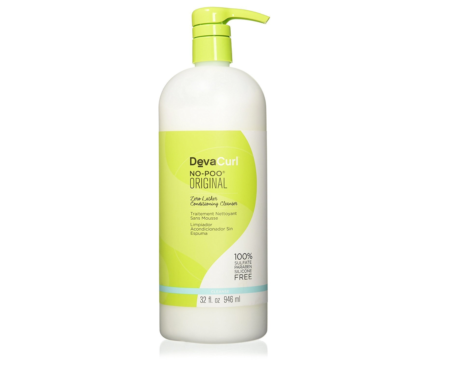 Deva Curl No-Poo Conditioning Cleanser