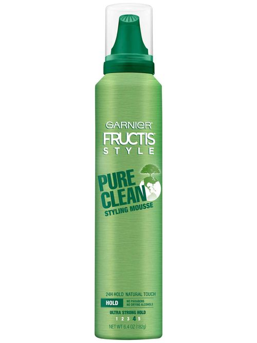 Pure Clean styling mousse