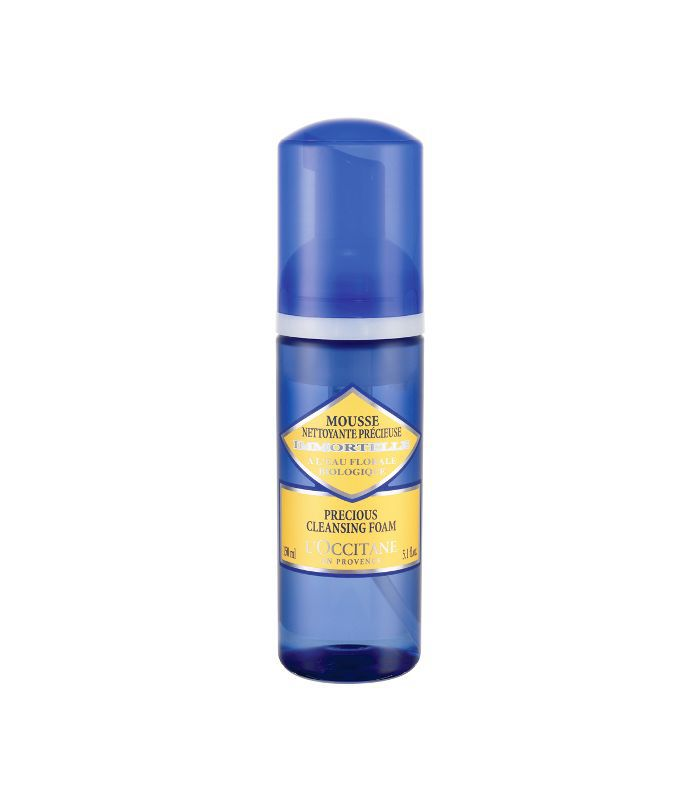 L'Occitane Precious Cleansing Foam Face Wash
