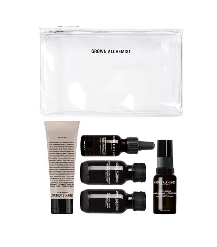 Grown Alchemist Detox Facial Essentials Kit