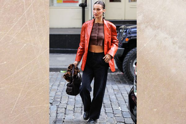 Dr. Martens Outfits Bella Hadid Street Style