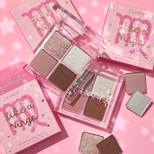 ColourPop Cosmetics Like A Virgo Shadow Palette ($9)