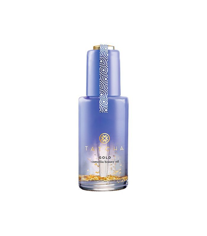 Gold Camellia Beauty Oil 1 oz/ 30 mL - best face oil for dry skin