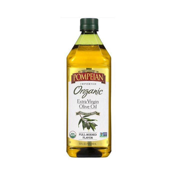 Pompeian Full Bodied Flavor Extra Virgin Organic Olive Oil