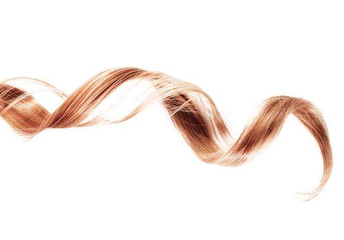 Curly Hair Strand
