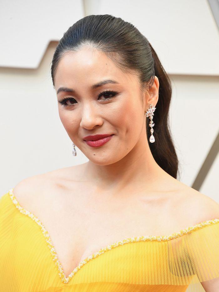 Constance Wu makeup