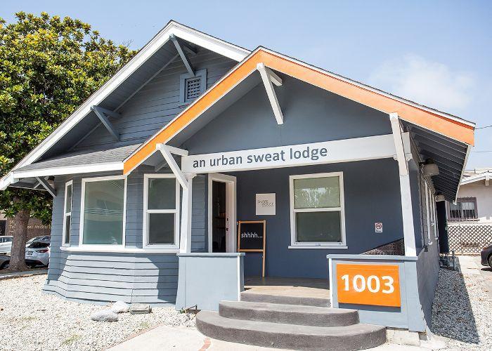 Shape House urban sweat lodge