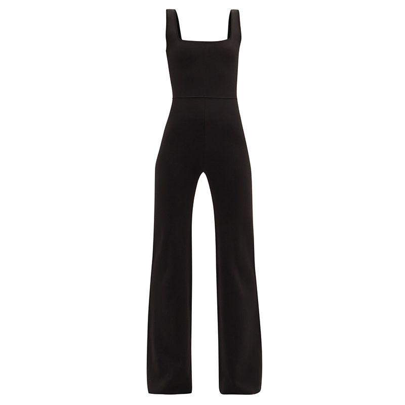 Grado Sleeveless Knitted Jumpsuit