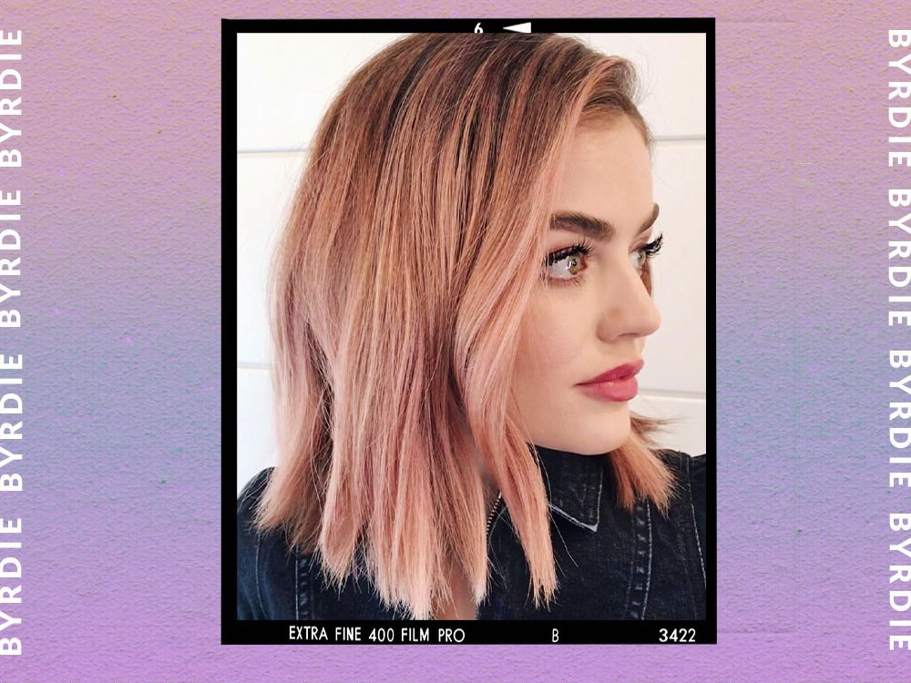 Best Temporary Halloween Hair Color That Actually Washes Out