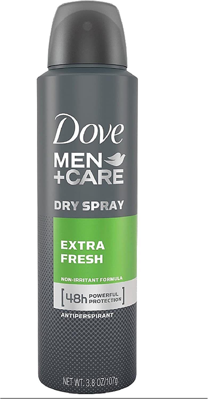 Dove Men+Care Dry Spray Extra Fresh