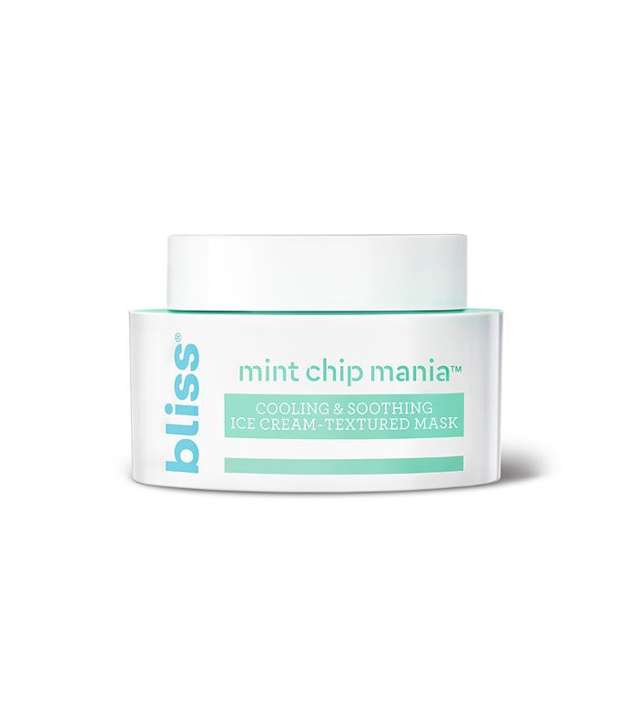 Bliss Mint Chip Mania™ Cooling & Soothing Ice Cream-Textured Mask