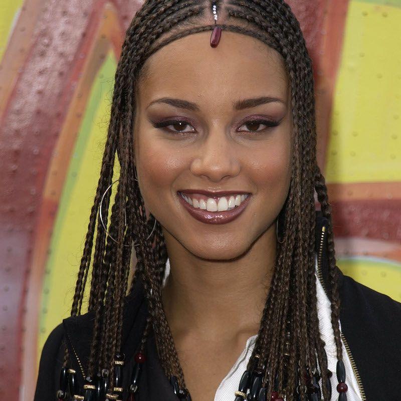 Fulani Braids Beaded Alicia Keys