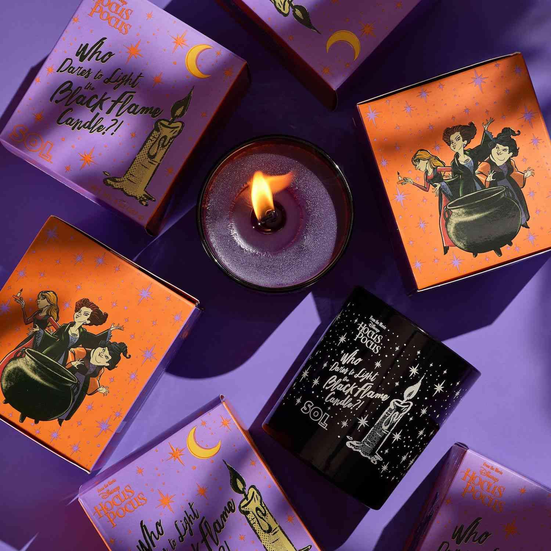 ColourPop Hocus Pocus candle