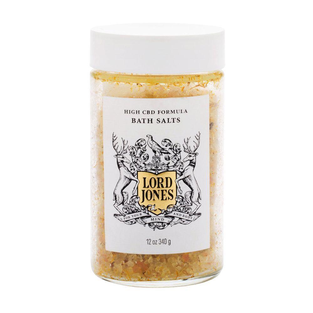 Lord Jones High CBD Formula Bath Salts