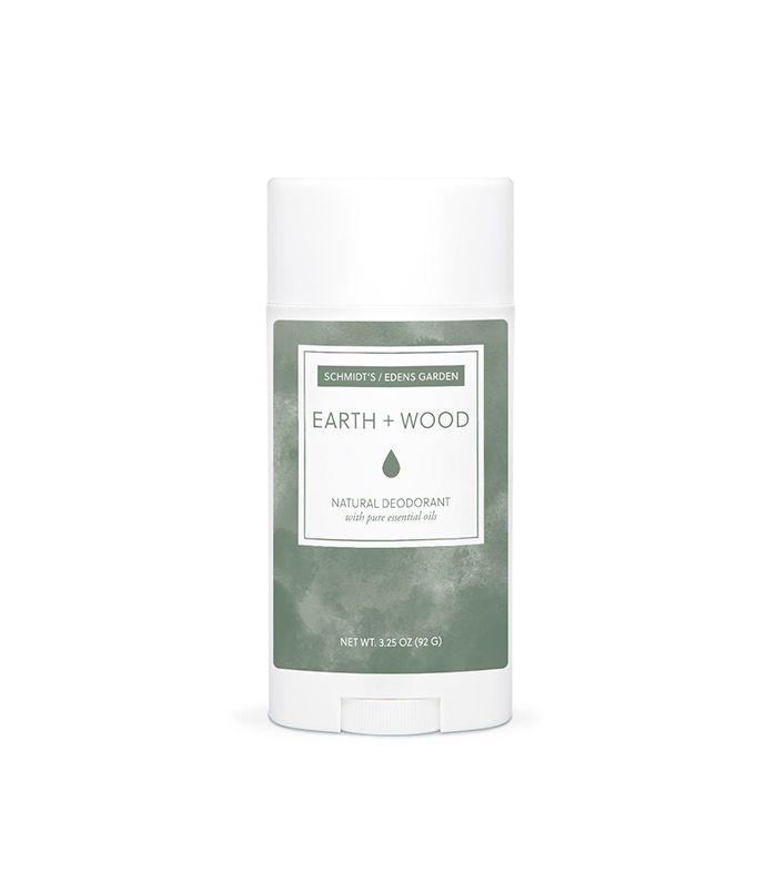 Schmidt's Natural Earth + Wood Natural Deodorant - organic deodorant