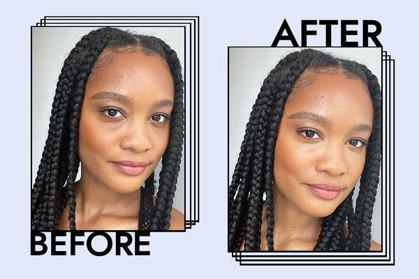 It Cosmetics Bye Bye Under Eye Concealer Results on Khera Alexander