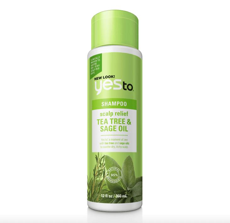 Yes to Tea Tree & Sage Oil Shampoo
