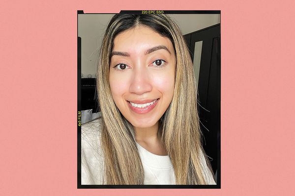 Dr. Hauschka Rose Day Cream Results on Karla Ayala