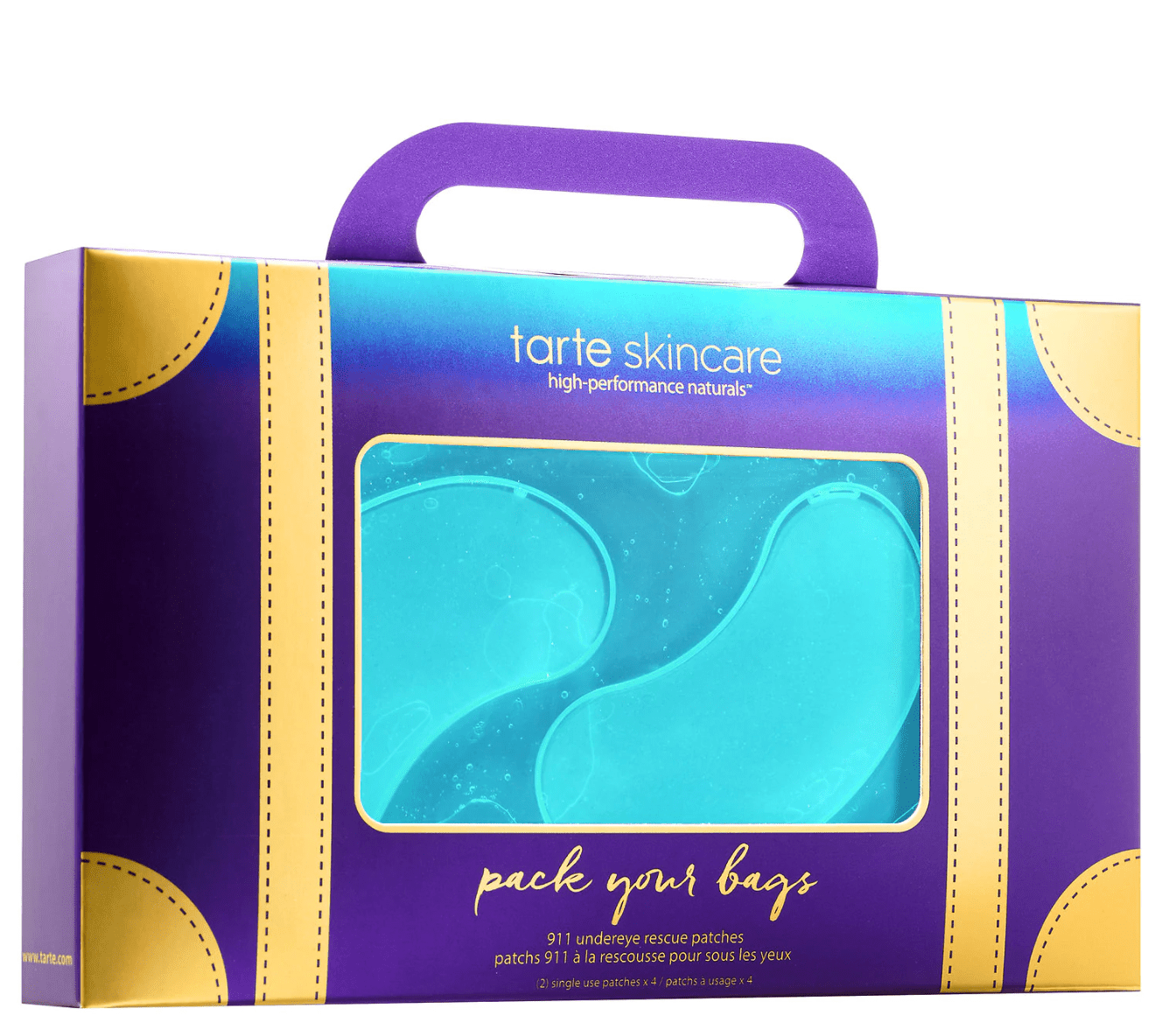 Tarte Pack Your Bags Undereye Rescue Patches