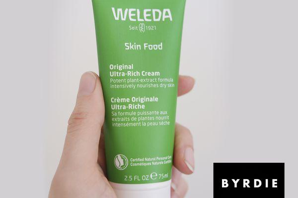 weleda skin food ultra-rich body cream